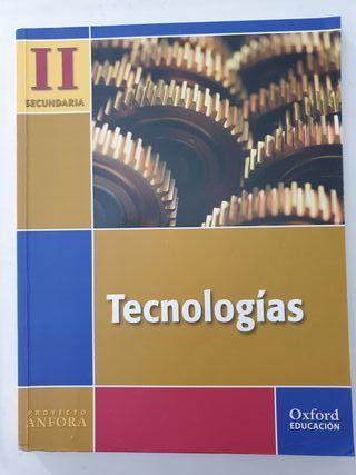 Tecnologías II Secundaria
