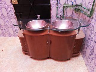 lavabo doble