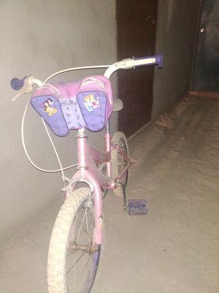 bici de 2 a 6 años