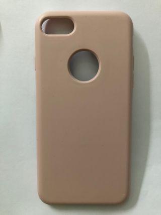 Funda rosa palo IPhone 7