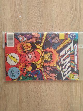 Comic de Flash