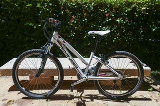 """Bicicleta CONOR 540 serie 5 24"""" 21 velocidades"""