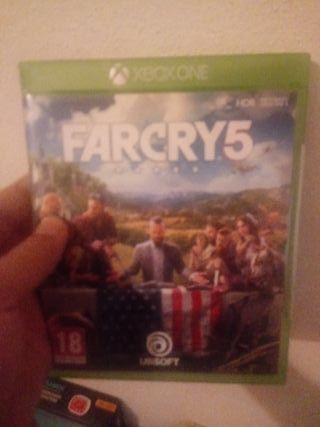 far cry 5 para xbox one