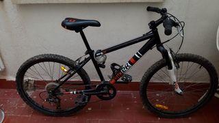 Bicicleta niño/ joven