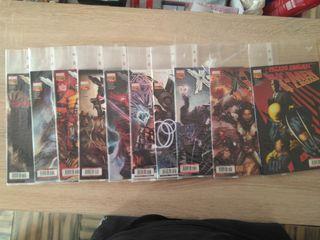 Comics X-Men legado