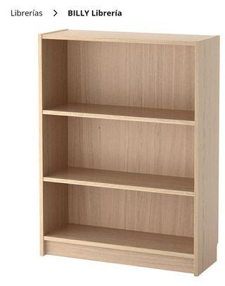 Estanteria llibreria IKEA