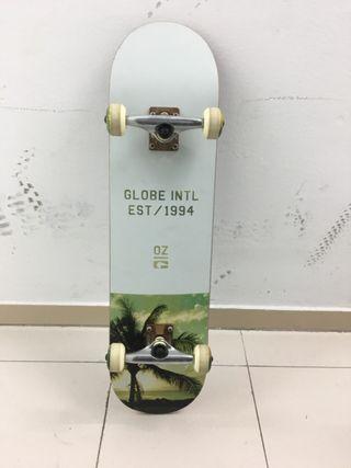 Skate completo Globe