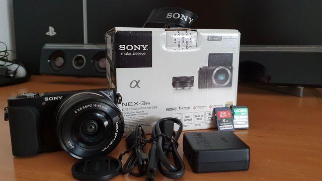 Camara Sony NEX - 3n