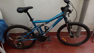Bicicleta niño/joven