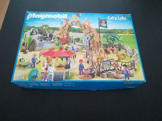 Zoo Playmobil