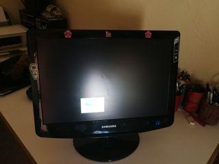Televisión o monitor de ordenador