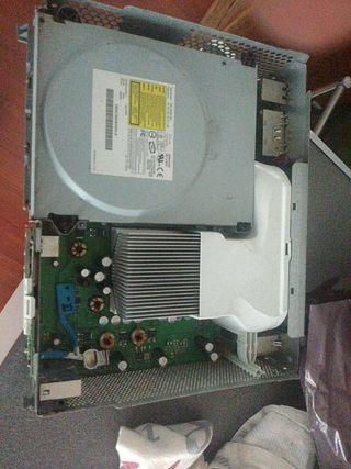 CPU XBOX 360 Para piezas o arreglar
