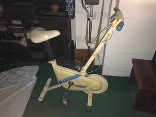 Bicicleta estatica antigua