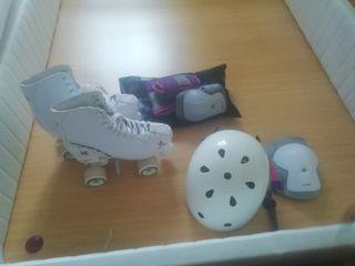 patinetes,y todo para prtegerte de caidas