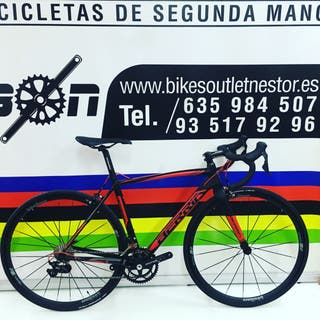 Bicicleta Berria Falcon carbón 105 nueva de expo