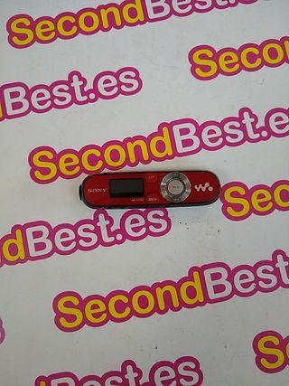 MP3 Sony rojo