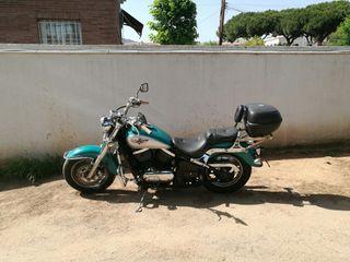 moto Custom kawasaki 800 vulcan