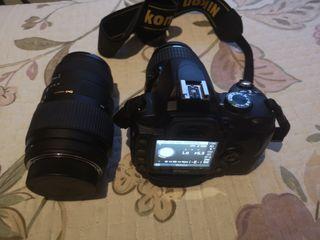 Cámara Réflex digital Nikon D60
