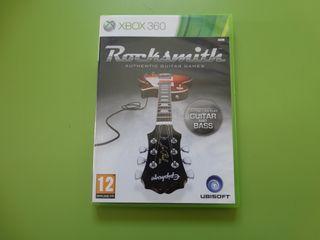 ROCKSMITH XBOX 360