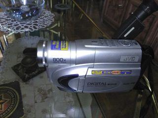 cámara de vídeo VHS