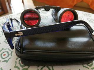 Regalo gafas Lacoste Prismáticos 10x25 plegables