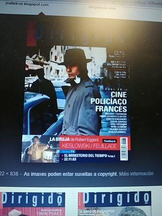 """Revista """"dirigido por"""""""