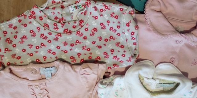 Lote 12 prendas bebé 6-12 meses