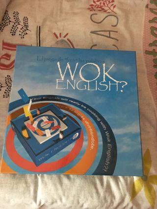 Juego wok english