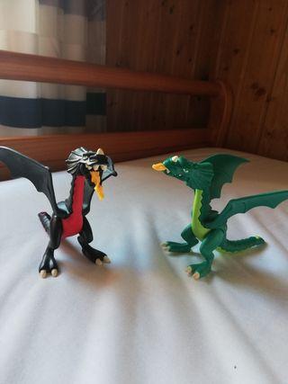 Dragones Playmobil