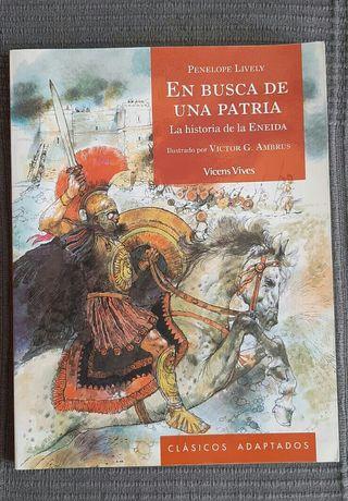 """Libro """"Historia de una patria"""""""