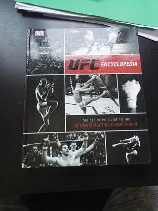 Enciclopedia de UFC en inglés