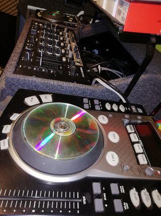Reproductores cd y mp3 VESTAX CDX-05