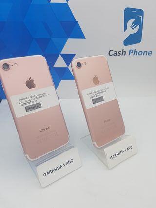 Iphone 7 32GB Rosa Ocasión