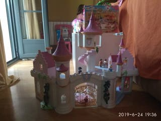 castillo playmobil