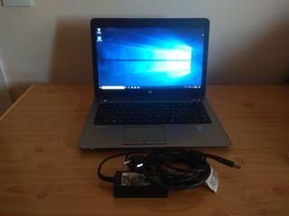 Portátil HP i5 elitebook