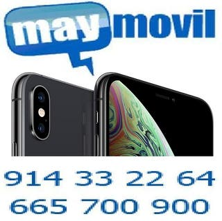 IPHONE XS MAX 512GB PRECINTADO -VALLECAS-