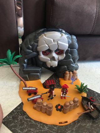 Playmobil 4443 Maletín Isla del Tesoro Piratas