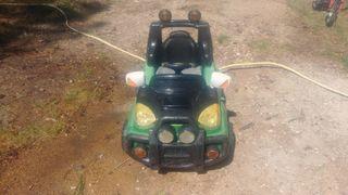 coche a bateria