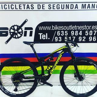 Bicicleta Berria mako Br textreme nueva