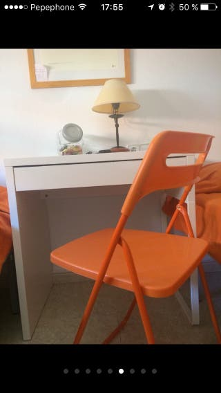 Nisse 4 Mano Murcia Wallapop De € Por Silla En Naranja Segunda Ikea zjLMpGSVUq