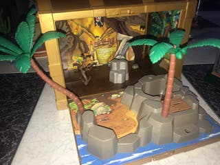 Cofre de Tesoro Pirata Playmobil 4432