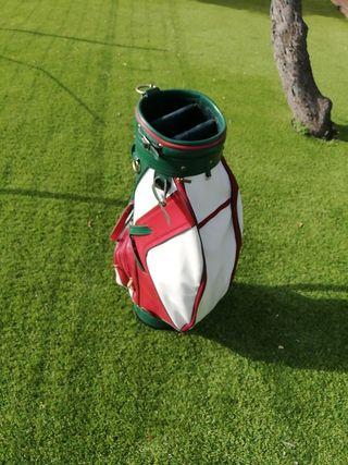 Bolsa de golf ''Maxfli'' con set de 5 palos