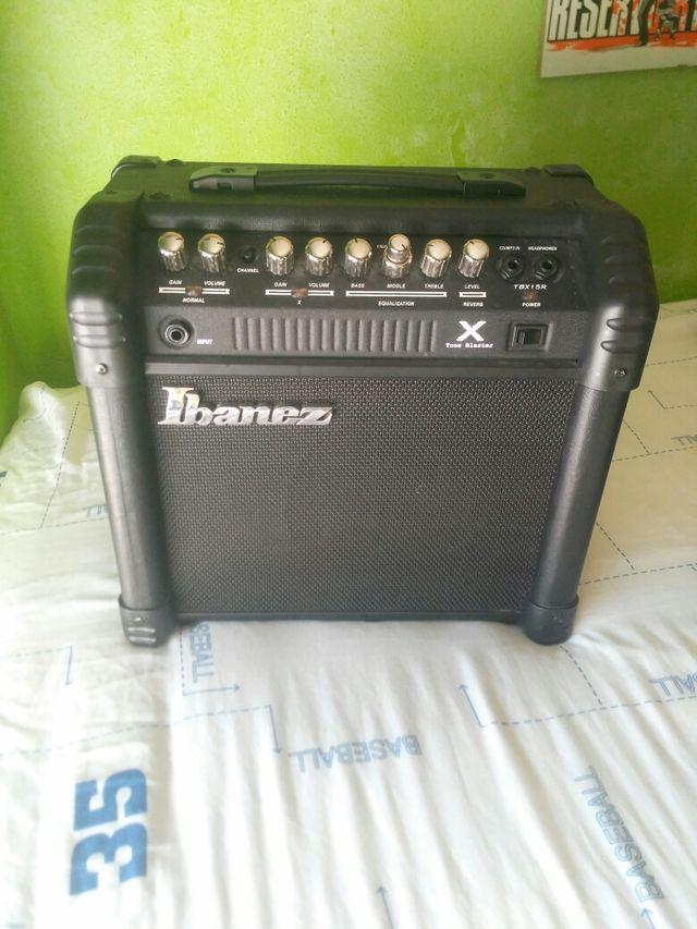 Amplificador Ibanez TBX15r