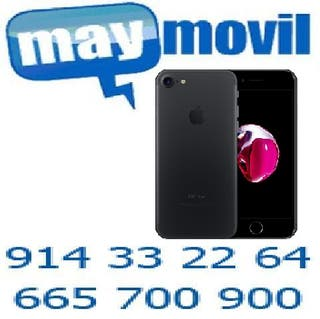 IPHONE 7 256GB COMO NUEVO -VALLECAS-