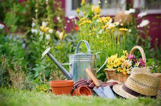 Ayudante de jardinero