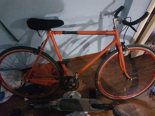 bici antigua fixed o no segun como se kiera