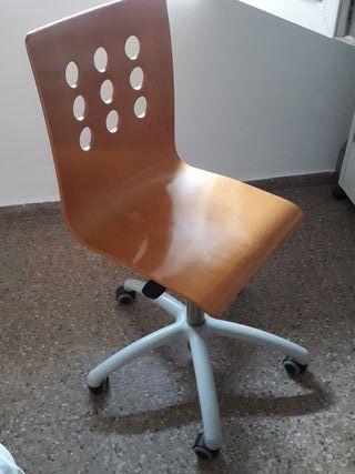 silla escritorio vintage