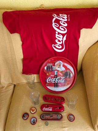 Lote Coca Cola,3 Camiones