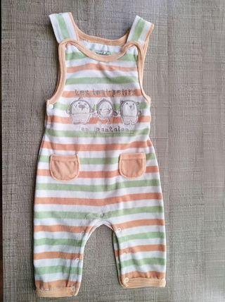 Peto bebé de marca Kimbaloo T:3-6meses