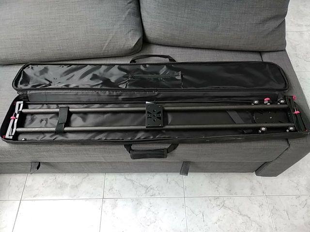 Slider DSLR + Cabeza de Bola Neewer